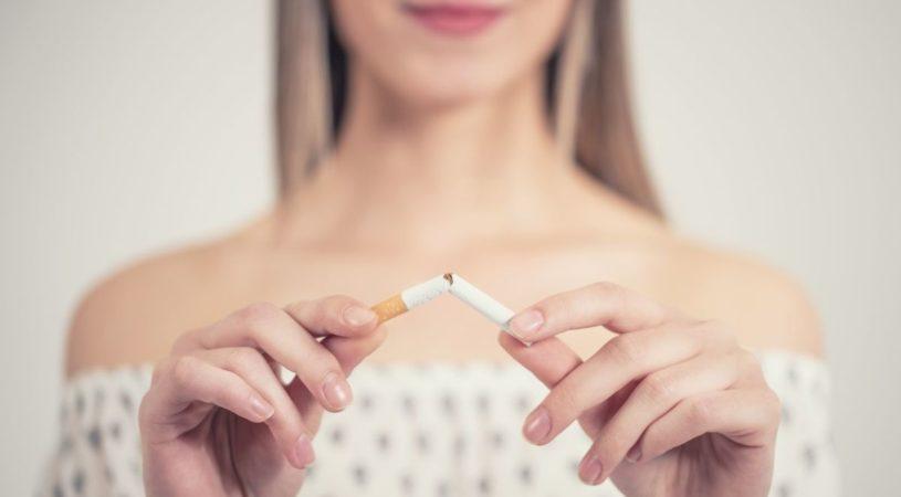 Mówię STOP nikotynie. Jak palenie papierosów wpływa na skórę?