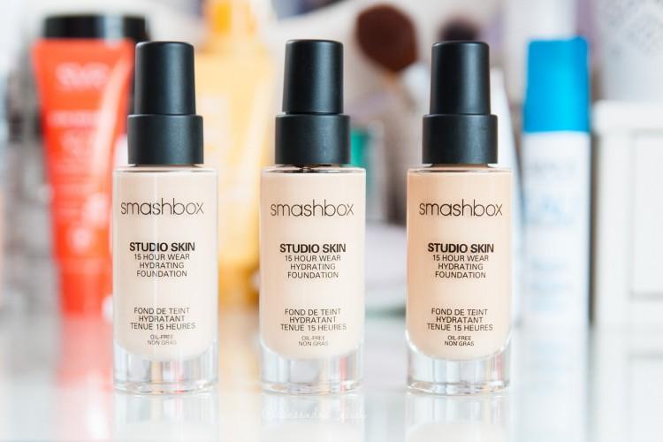 Podkład tylko na wielkie wyjścia: Smashbox Studio Skin